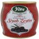 Вяленые маслины натуральные 1.5кг калибровка JUMBO  (261-290 шт/кг) железная банка YORE
