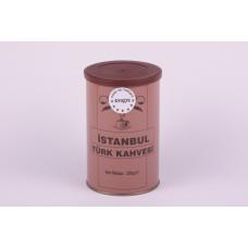 Турецкий кофе с ароматом фундука ISTANBUL TURK KAHVESI 250 гр