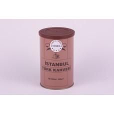 Турецкий кофе с ароматом карамели ISTANBUL TURK KAHVESI 250 гр