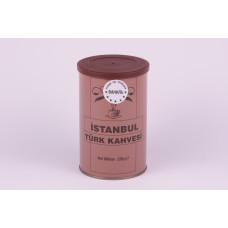 Турецкий кофе с ароматом ванили ISTANBUL TURK KAHVESI 250 гр