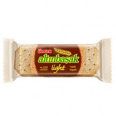 ALTINBASAK LIGHT овсяной кракер из цельнозерновой пшеничной муки и отрубями 46 гр ULKER