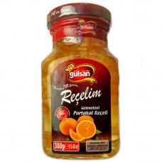 Апельсиновое варенье GULSAN 380 гр