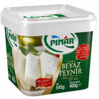 Белый сыр премиум PINAR 400 гр