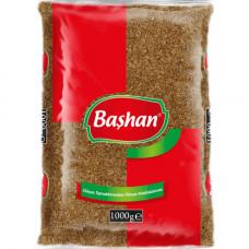 Булгур тёмный для котлет 1 кг BASHAN, мелкого помола