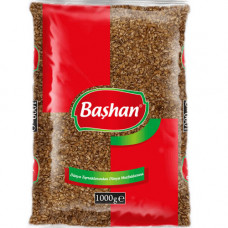 Булгур тёмный для плова 1 кг BASHAN