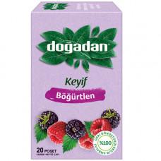 Ежевика травяной чай 20 пакетиков DOGADAN