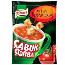 Чашка суп томатный KNORR 22 г