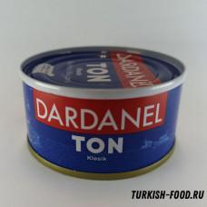 DARDANEL Тунец Средеземноморская чудеса 75 гр