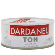 "DARDANEL тунец LIGHT 150 гр ""Средиземноморское чудо"""