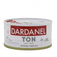 "DARDANEL тунец LIGHT 75 гр ""Средиземноморское чудо"""