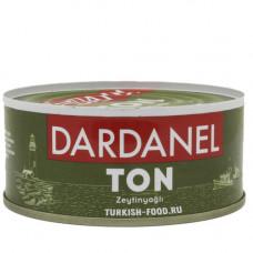 DARDANEL тунец в оливковом масле DARDANEL 150 гр
