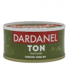 DARDANEL тунец в оливковом масле DARDANEL 75 гр