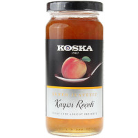 Абрикосовое варенье без добавления сахара KOSKA 290 гр