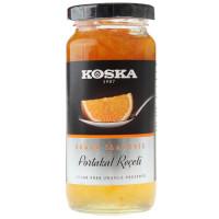 Апельсиновое варенье без добавления сахара KOSKA 290 гр