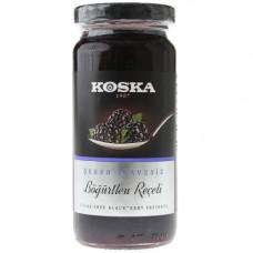 Ежевичное варенье без добавления сахара KOSKA 290 гр