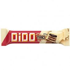 DIDO TRIO Шоколад молочный с вафельной начинкой 36.5 гр ULKER