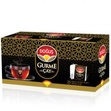 Чай пакетированный DOGUS Гурман 50 гр (черный чай - 25 пакетиков)