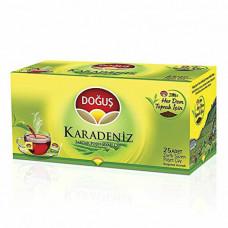 Чай пакетированный DOGUS KARADENIZ 50 гр (черный чай - 25 пакетиков)