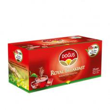 Чай пакетированный DOGUS ROYAL BREAKFAST 50 гр (черный чай - 25 пакетиков)
