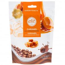 Драже-кубики с карамелью в молочном шоколаде ELIT 125 гр