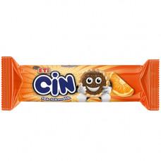 ETI CIN печенье апельсиновым мармелатом 114 гр