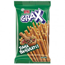 ETI CRAX крекер с приправами 50 гр
