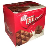 ETI молочный шоколад 60 гр (подарочный)