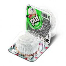 ETI PUF бисквит с маршмелоу с покрытием какоса 16 гр