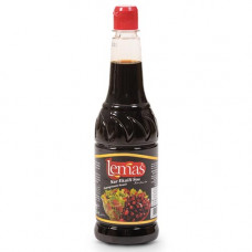 Соус с ароматом граната LEMAS 500 гр (Nar eksili sos) в пластиковой бутылке.