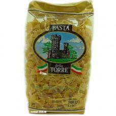Макароны фарфалле из Италии 500 гр PASTA DELLA TORRE
