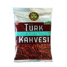 Турецкое кофе KAHVE DUNYASI 100 гр