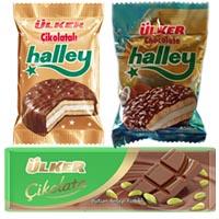 Печенье и шоколад