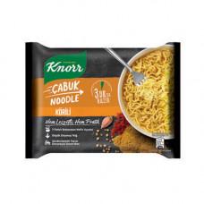 Лапша быстрого приготовления с соусом карри 66 гр KNORR