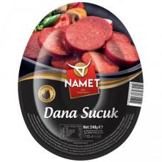 Колбаса (суджук - говяжий) NAMET 200 гр