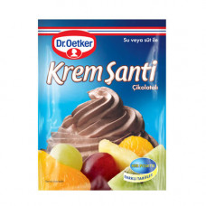 Крем-шанти шоколадный Dr.OETKER 80 гр