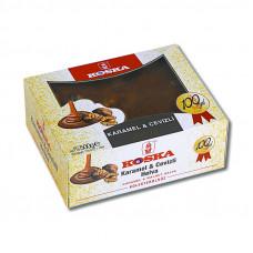 Кунжутная халва летняя с грецким орехом и карамелью KOSKA 500 гр