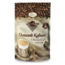 Османский кофе KURUKAHVECI NURI TOPLAR 250 гр 7 вкусов в одном