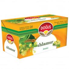 Липовый чай 20 пакетиков 40 гр DOGUS