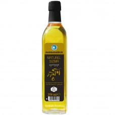 Оливковое масло MARMARABIRLIK 250 мл первый холодный отжим (Extra Virgin) стеклянная бутылка, прозрачная бутылка