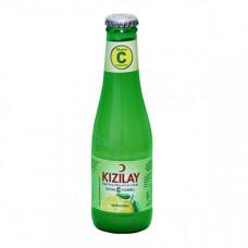 Минеральная вода с лимоном KIZILAY 200 мл