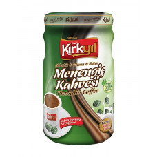 Мененгич кофе жидкий 350 гр, из фисташек терпентинного дерева KIRKYIL без кофеина в стекле