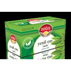 Зелёный чай 20 пакетиков DOGUS