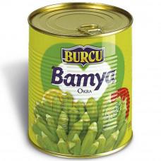 Бамия консервированная 800 гр BURCU