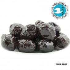 """Вяленые маслины калибровка 2XS корзинные, сухие, серия """"Kuru Sele"""", MARMARABIRLIK расфасовка 1 кг с 5 кг банки"""