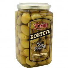 Оливки коктейльные 500 гр YESIM