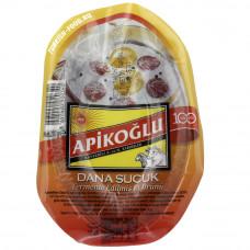 Колбаса (суджук) APIKOGLU 210 гр естественно ферментированное