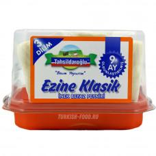 Выдержанный коровий сыр 525 гр TAHSILDAROGLU EZINE (разделен в вакуумные упаковки 3 штуки)