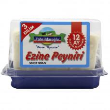 Выдержанный козий-овечье сыр 525 гр TAHSILDAROGLU EZINE (разделен в вакуумные упаковки 3 штуки)