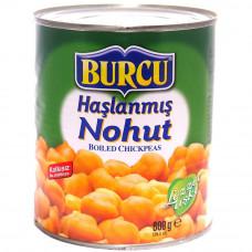 Нут вареный BURCU 800 гр