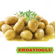 Оливки коктейльные калибровка 2XL, расфасовка 1 кг ERDAYIOGLU
